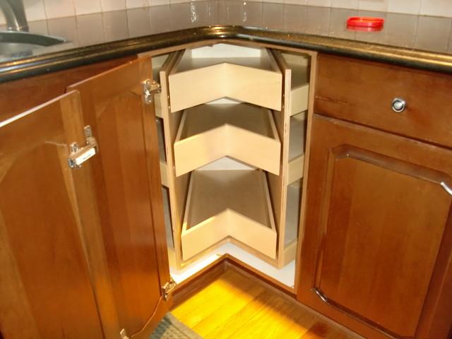 Kitchen cabinet organizer racks Photo - 1
