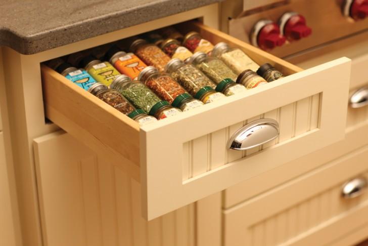 Kitchen cabinet organizer racks Photo - 5