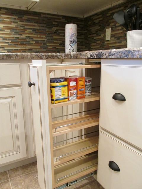Kitchen cabinet organizers Photo - 12
