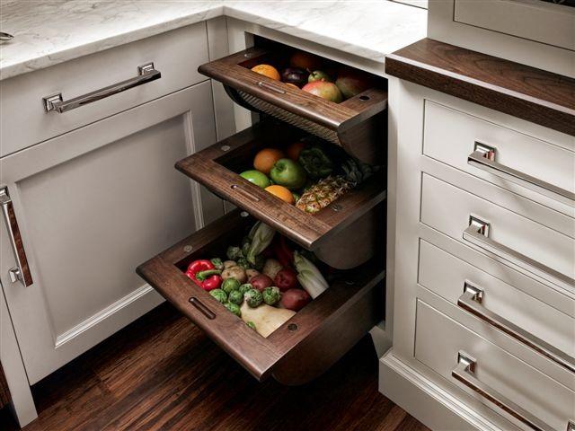 Kitchen cabinet organizers Photo - 4