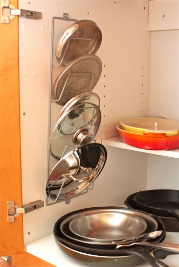Kitchen cabinet organizing systems Photo - 1