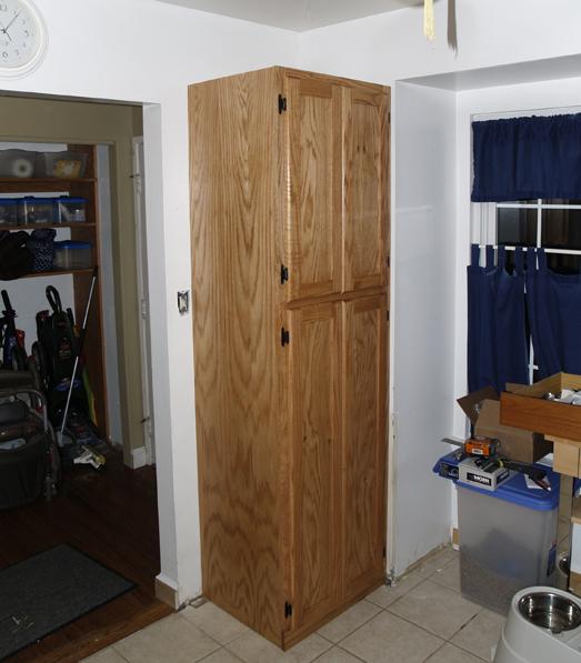 Kitchen cabinet pantry Photo - 4