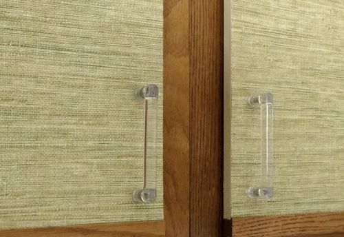 Kitchen cabinet shelf liner Photo - 3