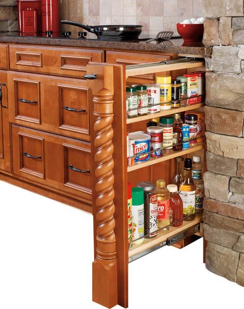 Kitchen cabinet shelf organizers Photo - 11