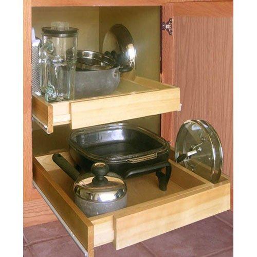 Kitchen cabinet shelf organizers Photo - 4