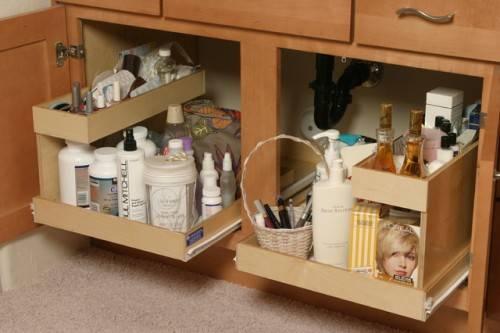 Kitchen cabinet shelf organizers Photo - 5