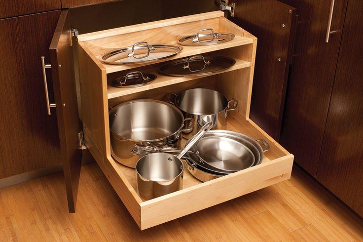 Kitchen cabinet shelf organizers Photo - 8