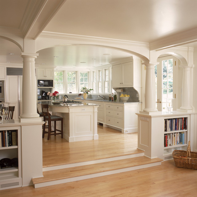 Kitchen cabinet shelves Photo - 9