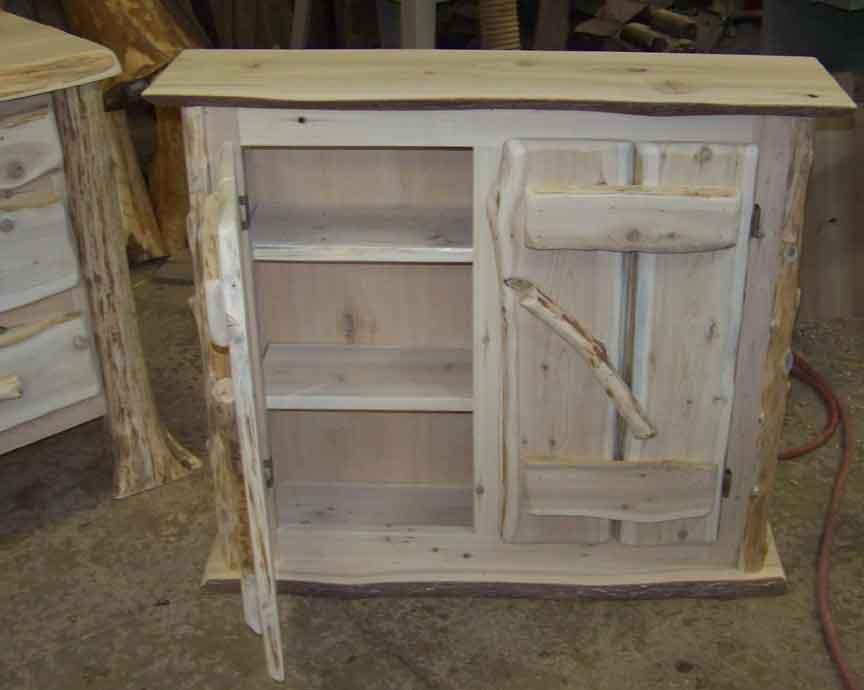 Kitchen cabinet shelves Photo - 8