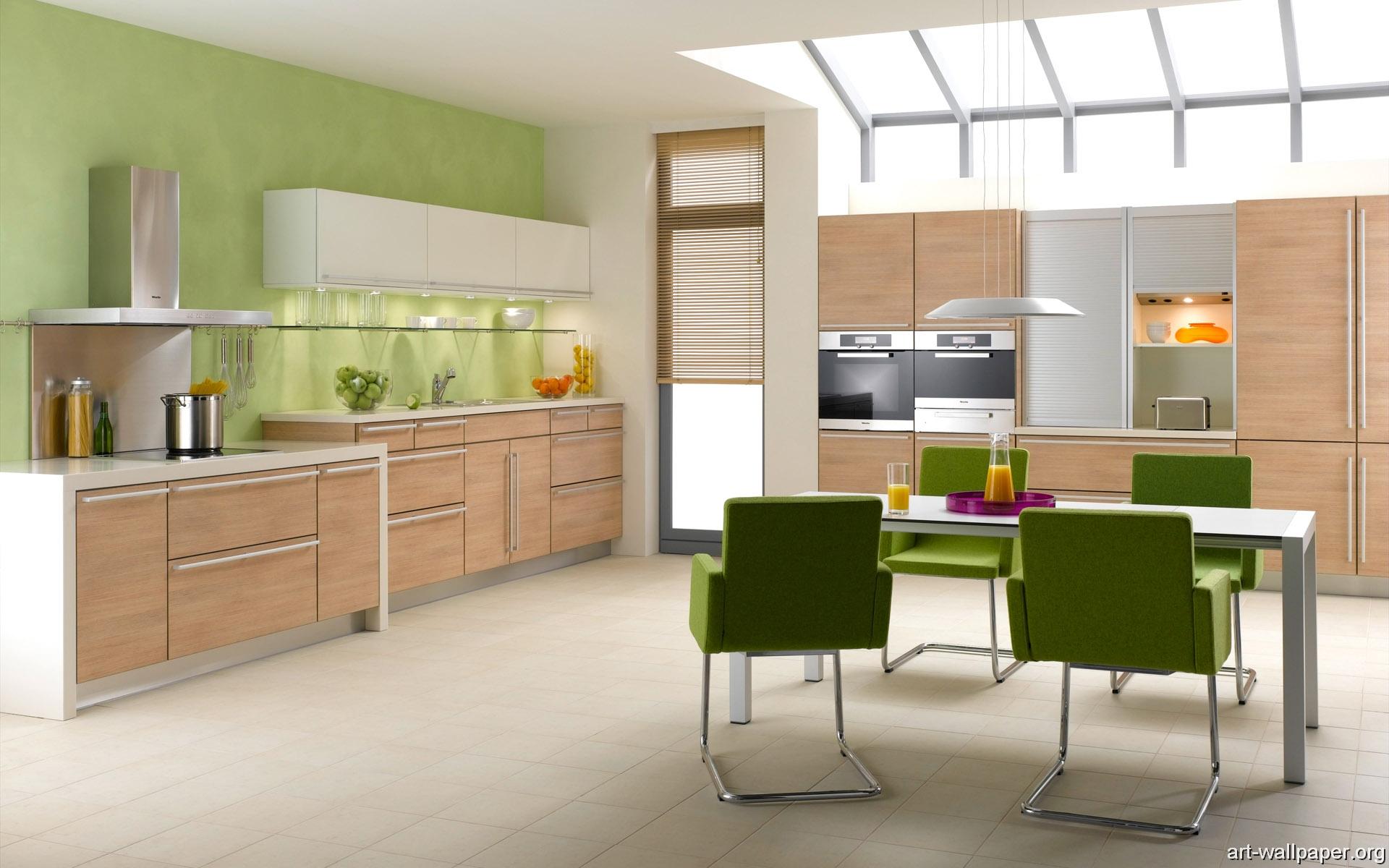 Kitchen cabinet shelving Photo - 1