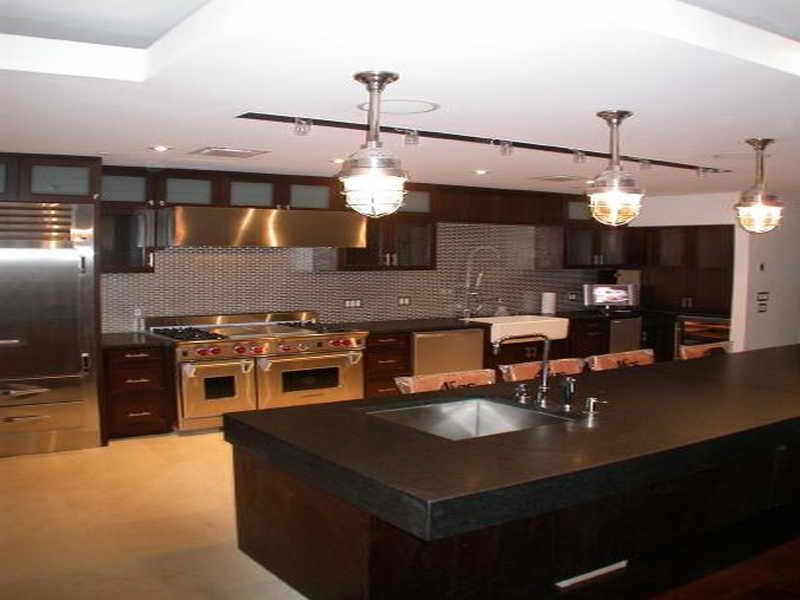 Kitchen cabinet shelving Photo - 7