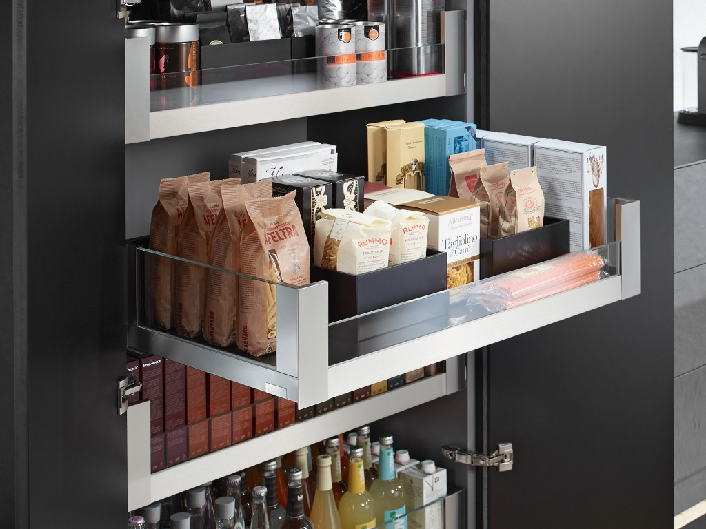Kitchen cabinet space savers Photo - 12