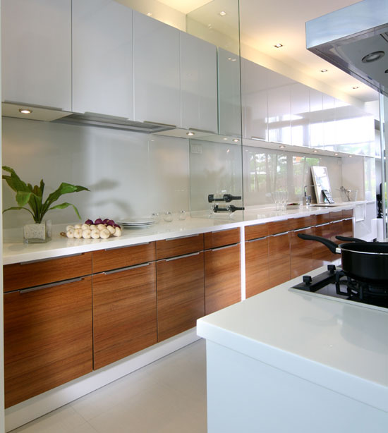 Kitchen cabinet space savers Photo - 3