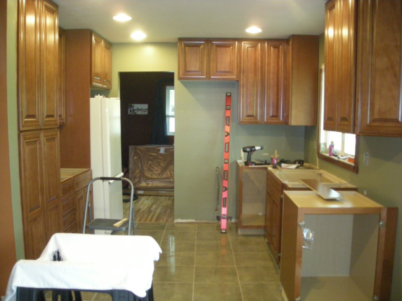 Kitchen cabinet space savers Photo - 4