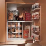Kitchen cabinet spice rack Photo - 1