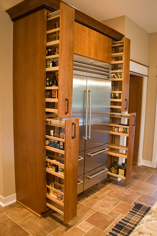 Kitchen cabinet spice rack Photo - 7