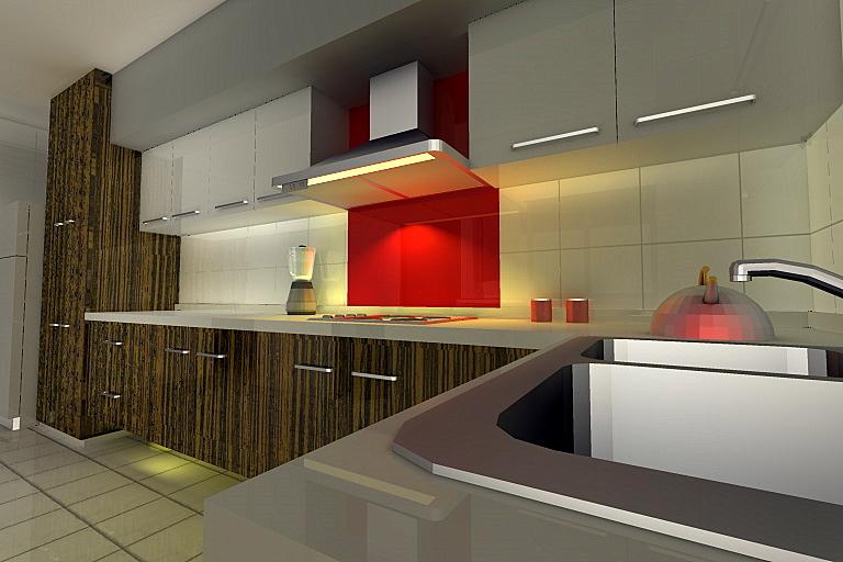Kitchen cabinet storage Photo - 6