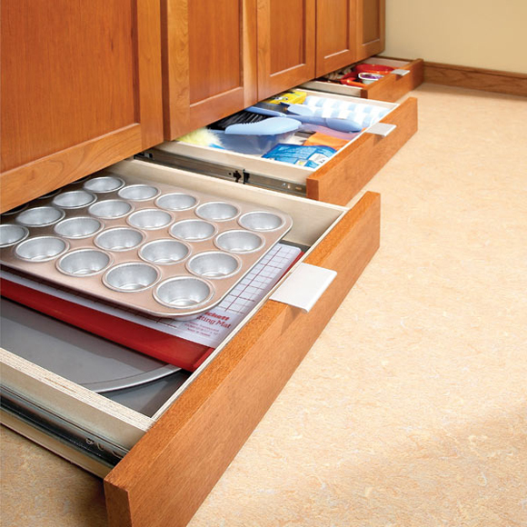Kitchen cabinet storage organizers Photo - 5