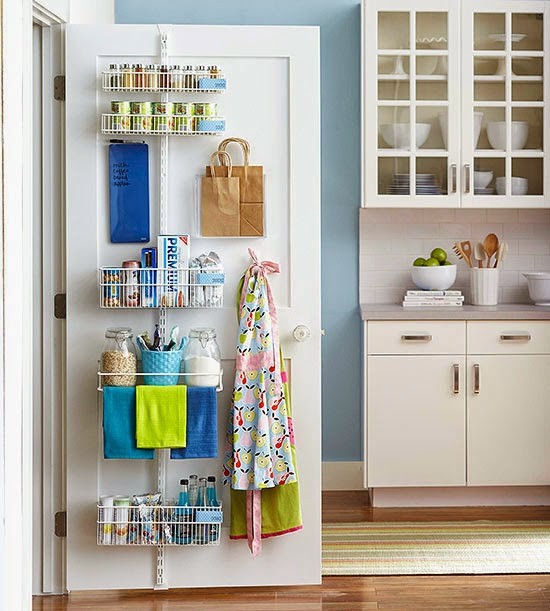 Kitchen cabinet storage solutions Photo - 9