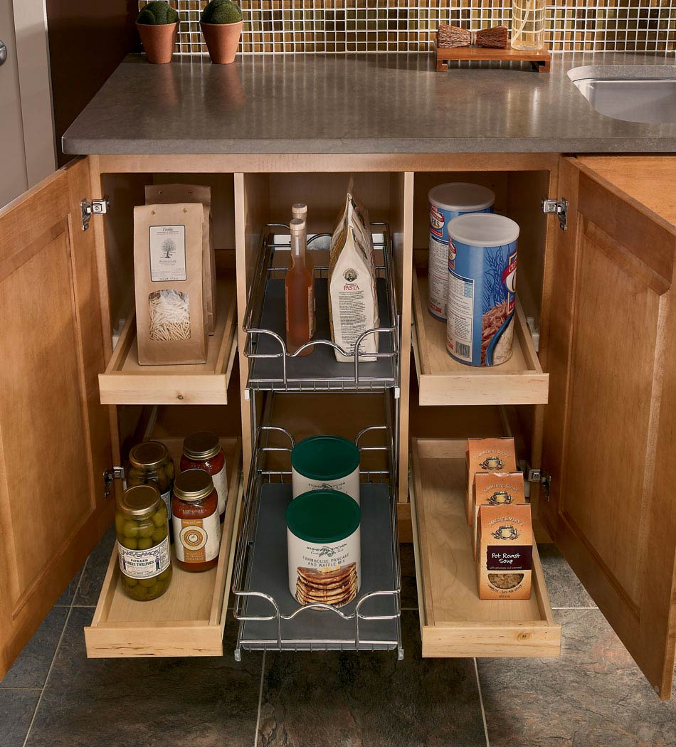 Kitchen cabinet storage solutions | | Kitchen ideas