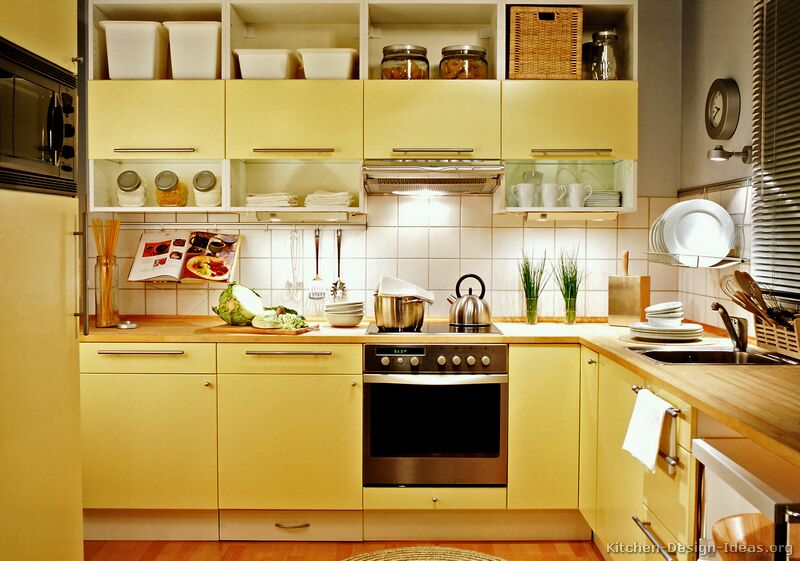 Kitchen cabinet storage solutions Photo - 6