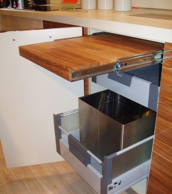 Kitchen cabinet storage systems Photo - 9