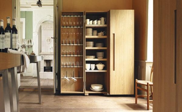 Kitchen cabinet storage systems Photo - 8