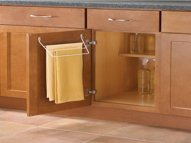 Kitchen cabinet towel rack – Kitchen ideas
