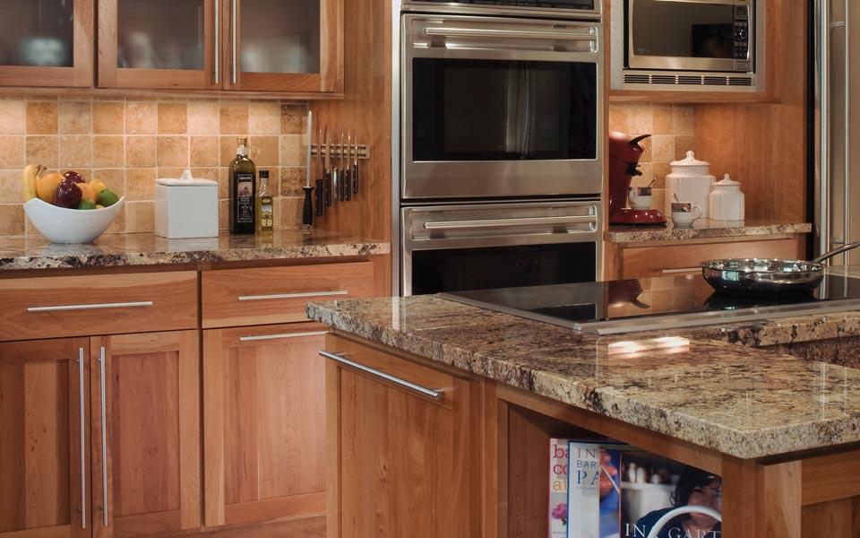 Kitchen cabinets organization Photo - 10