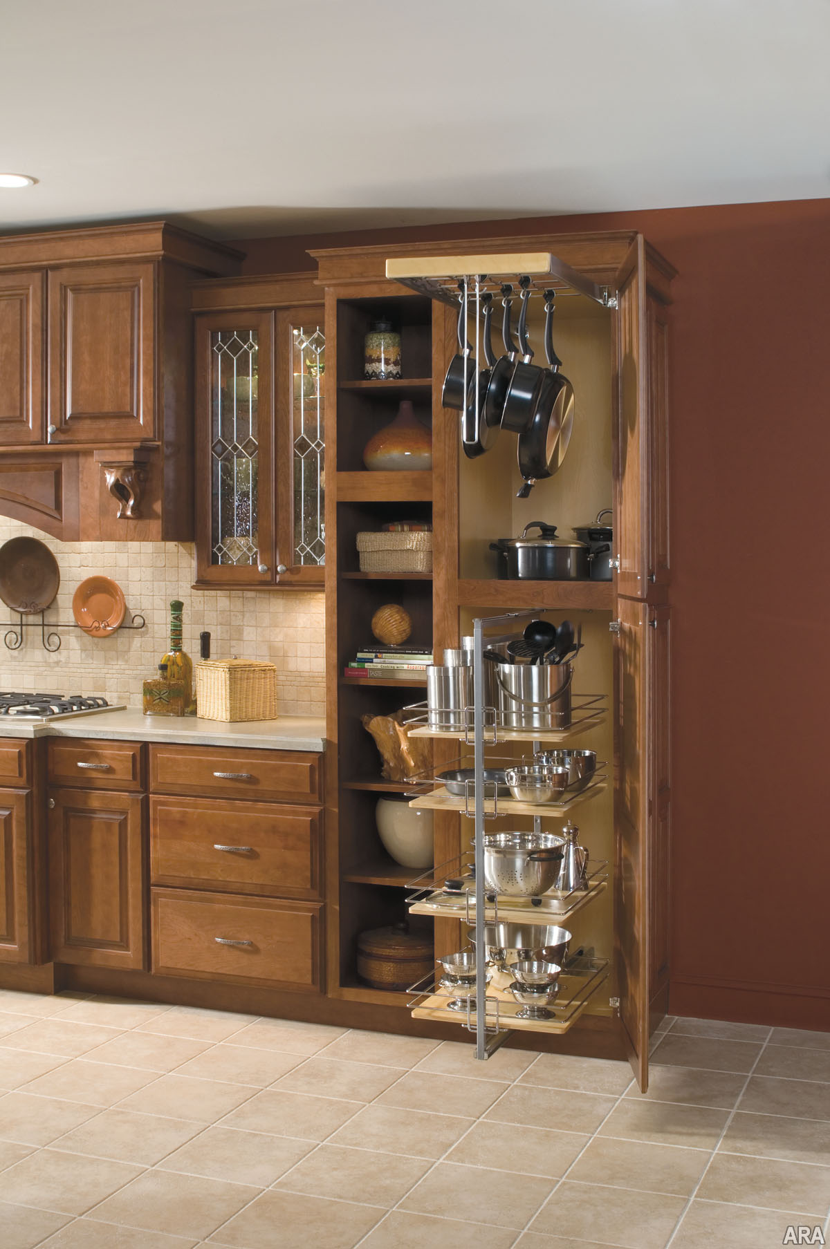 Kitchen Design Ideas Org ~ Kitchen cabinets organization ideas
