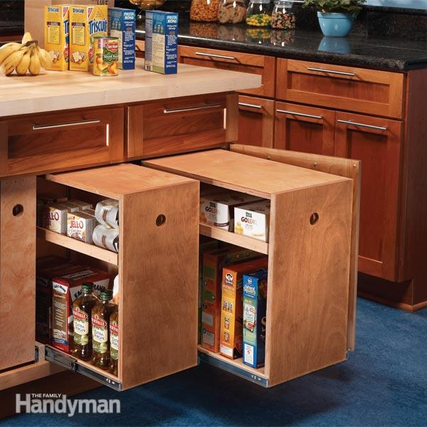 Kitchen cabinets organization ideas Photo - 9