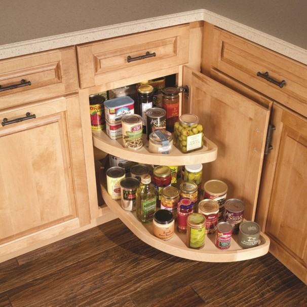 Kitchen cabinets organization ideas Photo - 10