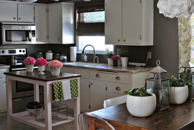 Kitchen cabinets organization ideas Photo - 12