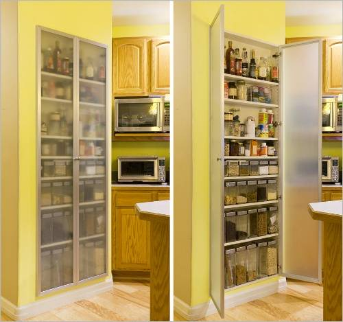 Kitchen cabinets organization ideas Photo - 7
