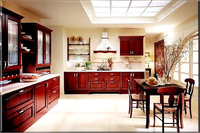 kitchen cabinets pantry photo