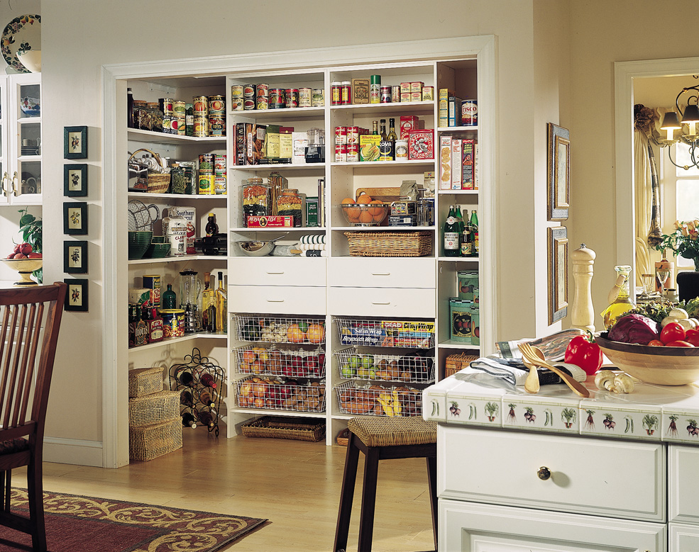 Kitchen cabinets pantry Photo - 12