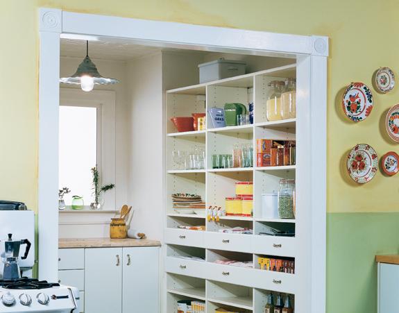 Kitchen cabinets pantry Photo - 5