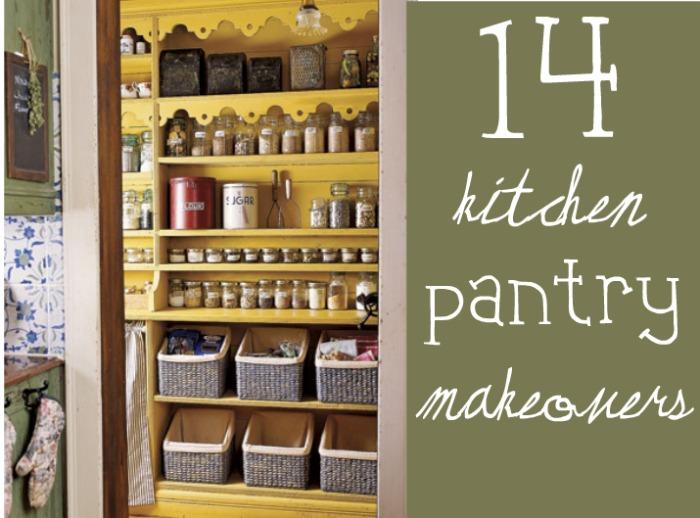Kitchen cabinets pantry Photo - 6