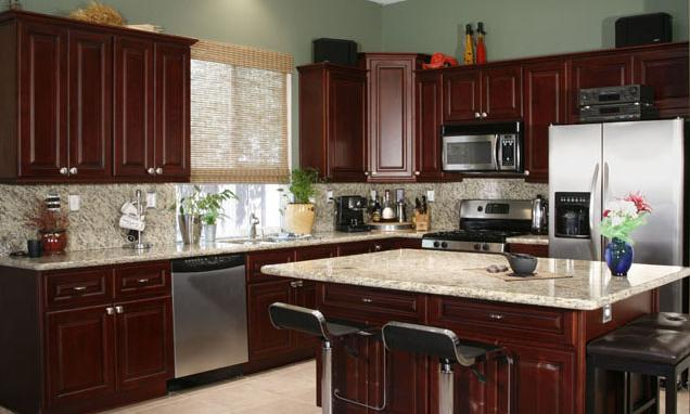 Kitchen cabinets pantry Photo - 8
