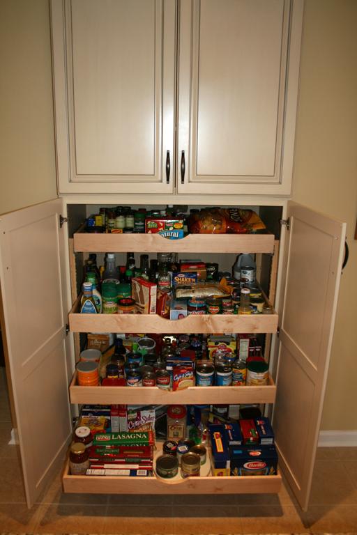 Kitchen cabinets pantry units Photo - 1