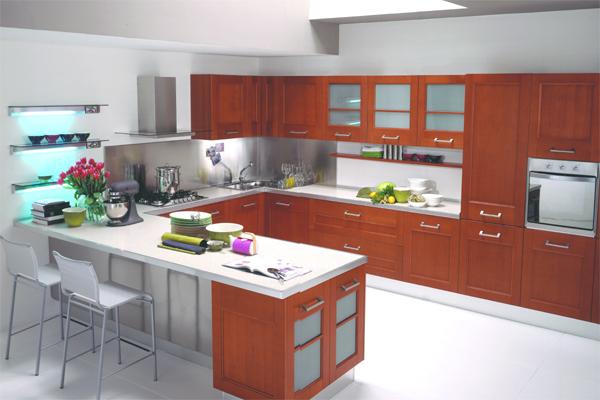 Kitchen cabinets pantry units Photo - 11
