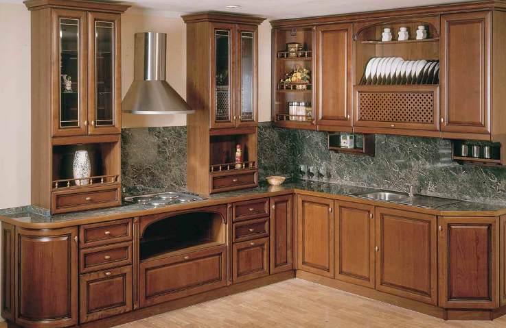 Kitchen cabinets pantry units Photo - 4