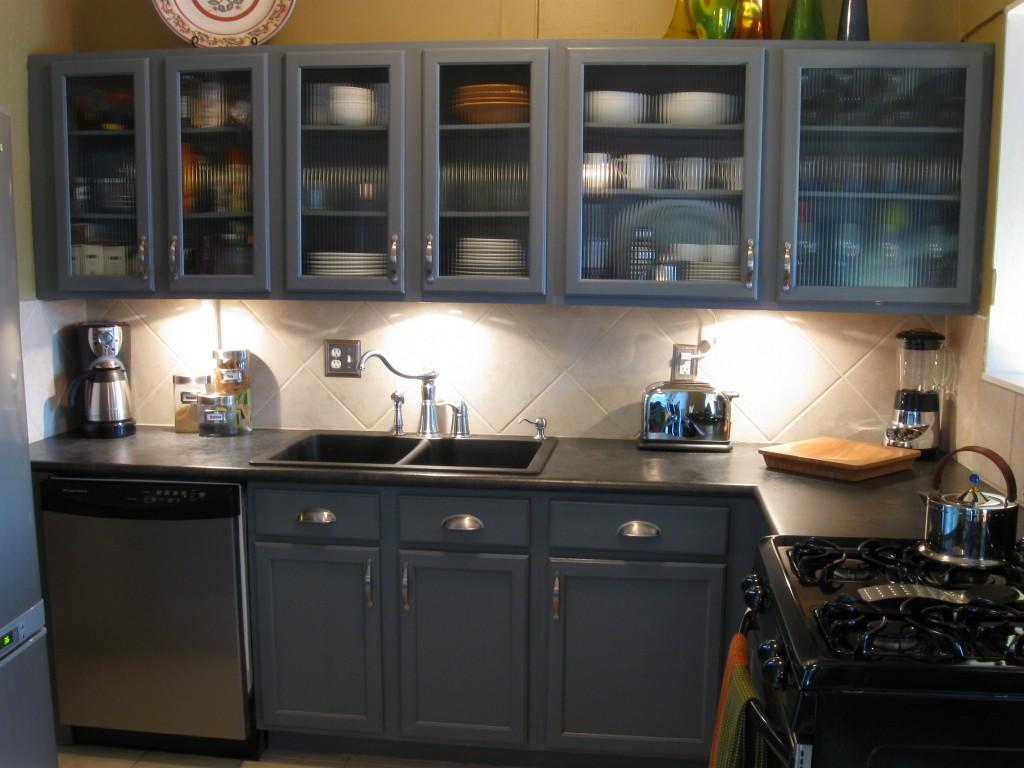 Kitchen cabinets pantry units Photo - 6