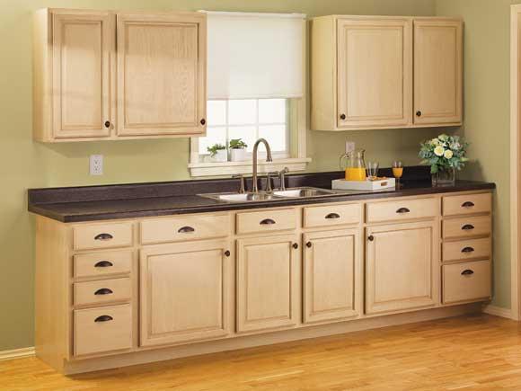 Kitchen cabinets shelves Photo - 12