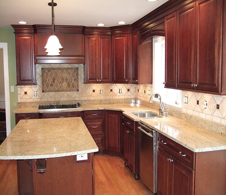 Kitchen cabinets shelves Photo - 5