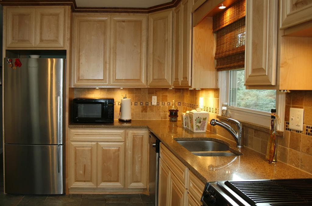 Kitchen cabinets with drawers Photo - 1