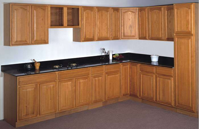 Kitchen cabinets with drawers Photo - 3