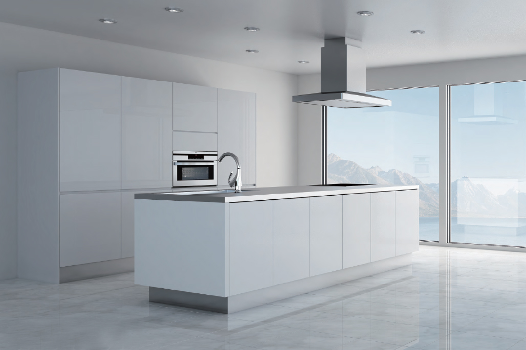 Kitchen cabinets with drawers Photo - 8