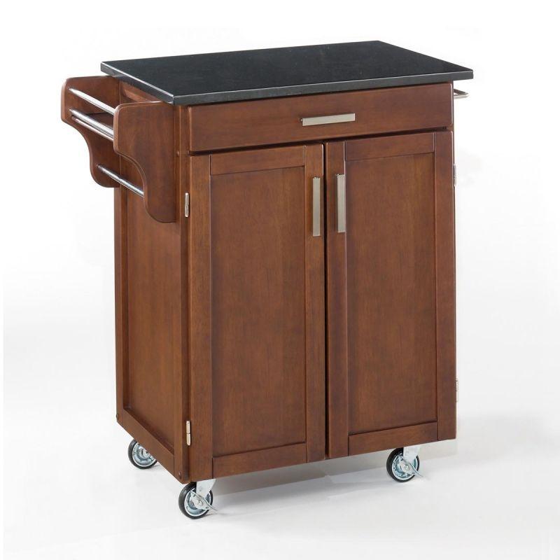 Kitchen cart cabinet Photo - 3