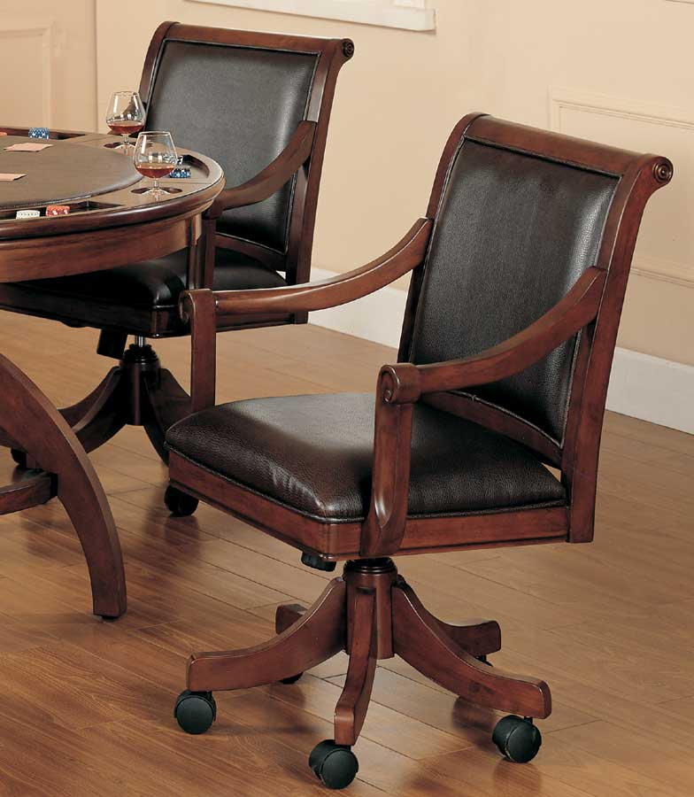 Kitchen caster chairs Photo - 5